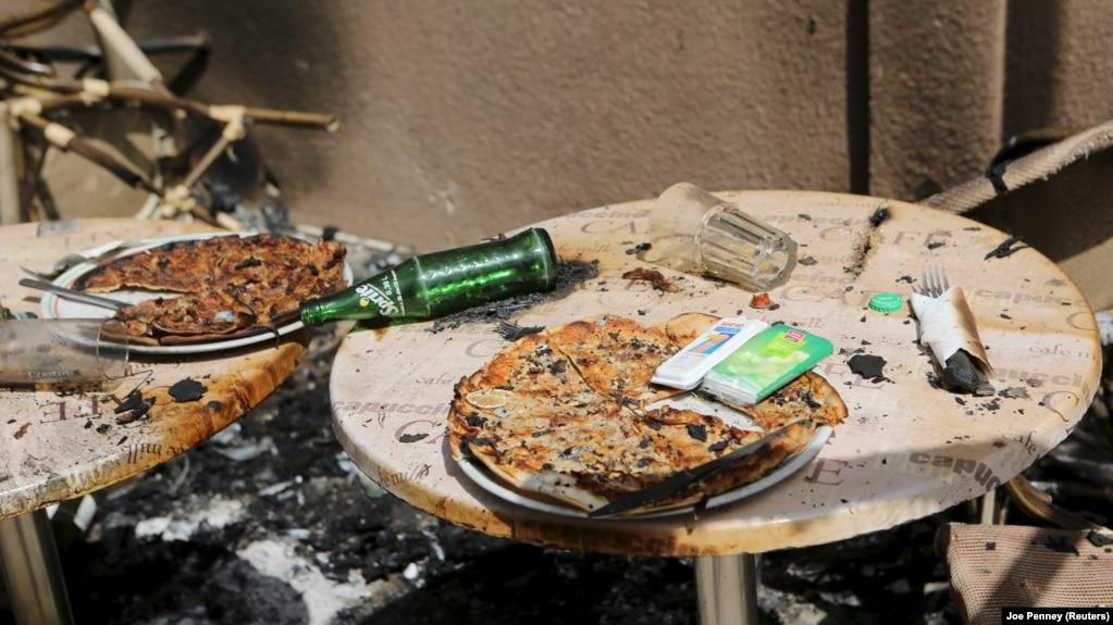 После нападения на ресторан в Уагадугу (архивное фото)