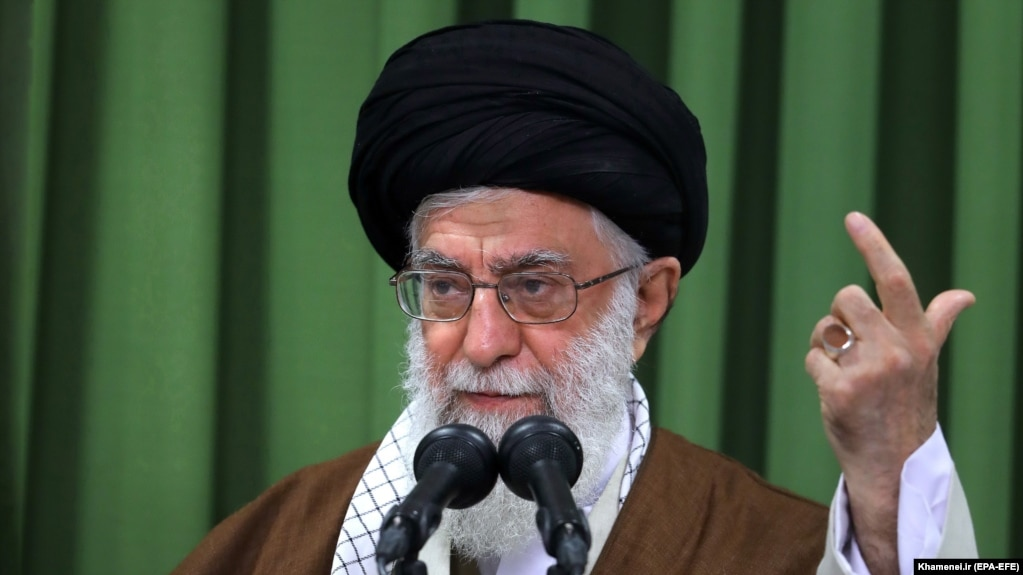 Image result for Supreme leader Ayatollah Ali Khamenei, photos