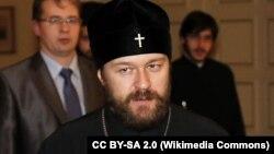За словами Іларіона, це може статися через зміну статусу Української православної церкви Московського патріархату