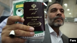 So-called departure taxes would rise to around $60 for a single trip outside Iran, compared with the current fee of $20. (file photo)