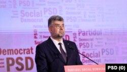 Marcel Ciolacu - Congres PSD, 22 august