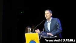 Zelenović: Velika, snažna Demokratska stranka koja će tražiti i dobiti mandat od građana Srbije