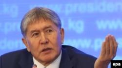 Атамбаев президентликдан кетганидан сўнг¸ ўзини тўлиғича ижодга бағишламоқчи.