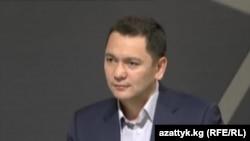 Kyrgyz First Deputy Prime Minister Omurbek Babanov