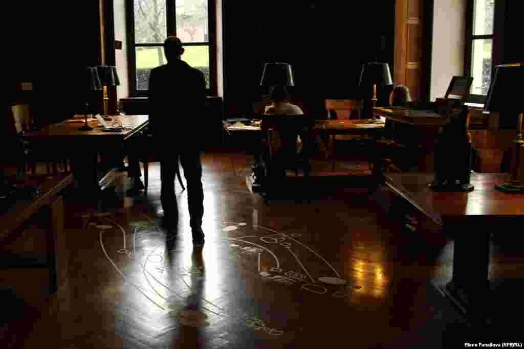 Dance macabre: библиотека