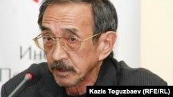 Экономист Қанат Берентаев. Алматы, 13 қыркүйек 2010 жыл.