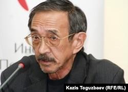 Экономист Канат Берентаев.