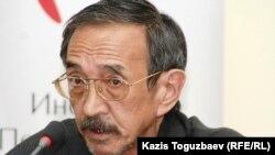 Экономист Канат Берентаев. Алматы, 13 сентября 2010 года.