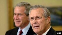 Джордж Буш признал ответственность за поражение республиканцев