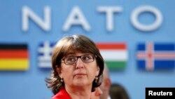 Ministrja e jashtme gjeorgjiane, Maia Panjikidze