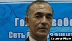 Азимжан Аскаров до заключения в тюрьму.