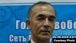 Jailed ethnic-Uzbek rights activist Azimjan Askarov