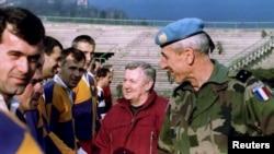 Миротворцы ООН в Боснии и Герцеговине