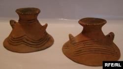 Кераміка археологічної культури Кукутені-Трипілля, ІІІ тисячі років до РХ