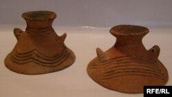 Кераміка археологічної культури Кукутені - Трипілля, ІІІ тисячі років до РХ.