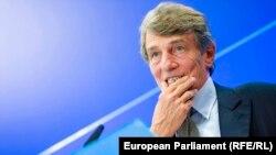 Predsednik Evropskog parlamenta David Sasoli