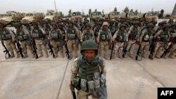 Ополчение курдов «пешмерга»