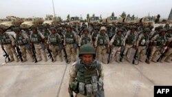 """Бойцы курдских отрядов """"пешмерга"""""""