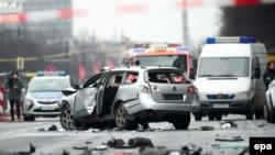Berlin - eksplozija