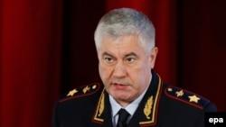 Министр внутренних дел России Владимир Колокольцев.