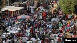 Каир шаарындагы базар. 12-декабрь, 2017-жыл.