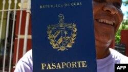 Выездные визы, которые очень трудно получить, существуют несколько десятков лет, например, в коммунистической Кубе