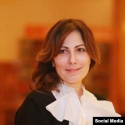 Адвокат Ксения Карпинская