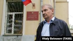 Бывший заместитель директора «Аэрофлота» Николай Глушков.