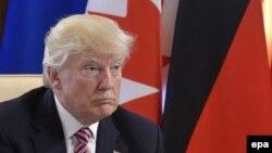 Birleşen Ştatlaryň prezidenti Donald Tramp