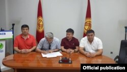 Оппозиционные политики в Кыргызстане сообщили о намерении объединиться