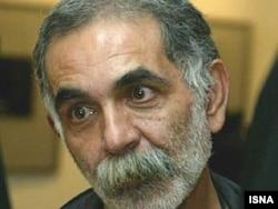 Iran -- BBC cameraman Kaveh Golestan, undated