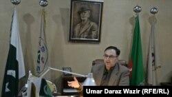 Hökümet adminstratory Kamran Afridi