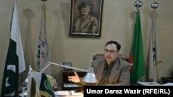 کامران خان افریدي، د شمالي وزیرستان پولیټیکل ایجنټ