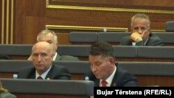 Pal Lekaj, shef i Grupit Parlamentar të AAK-së në legjislaturën e kaluar.