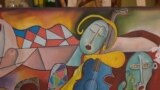 GRAB - 'Not Free': Uzbek Artist Says New York's Lockdown Like Jail
