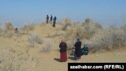 Жителям Туркменабада выделили землю под строительство частных домов (Из архива 2014 года)