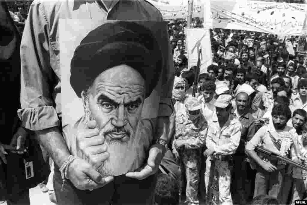 Іранська революція очима фотожурналіста #7