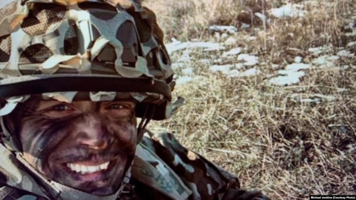 Майкл Дженкинс – британец, который защищает Украину