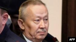ҰҚК-нің бұрынғы төрағасы Әлнұр Мұсаев. Вена, 14 сәуір 2015 жыл.