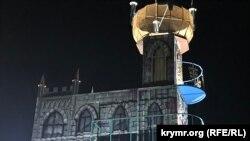 Арт-объект «Ласточкино Гнездо» в «Тавриде»