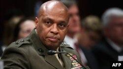 АҚШ қорғаныс министрлігі барлау басқармасының басшысы Винсент Стюарт.
