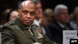 АҚШ қорғаныс министрлігі барлау басқармасының жетекшісі Стюарт Винсент.