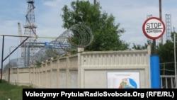 Архівне фото. Самопідйомна плавуча бурова установка «Петро Годованець», 15 травня 2012 року