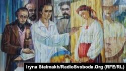 """Тарас Шевченко, """"Сны"""", работа Владимира Слепченко"""
