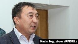 Адвокат Галым Нурпеисов. Талдыкорган, 21 октября 2019 года.