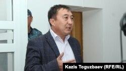 Адвокат Галым Нурпеисов. Талдыкорган, 18 октября 2019 года.