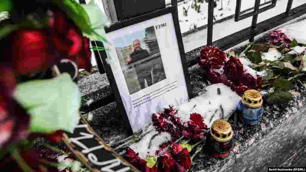 Фото одного із загиблих у авіакатастрофі біля посольства Росії у Києві, що не був громадянином України