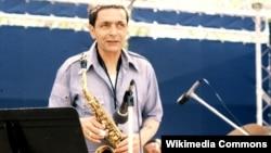 Арт Пэппэр, альт-саксофонист.