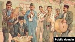 Крымскотатарские музыканты