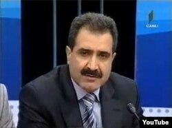 Azerbaijan -- MP Faraj Guliyev, Oct2010